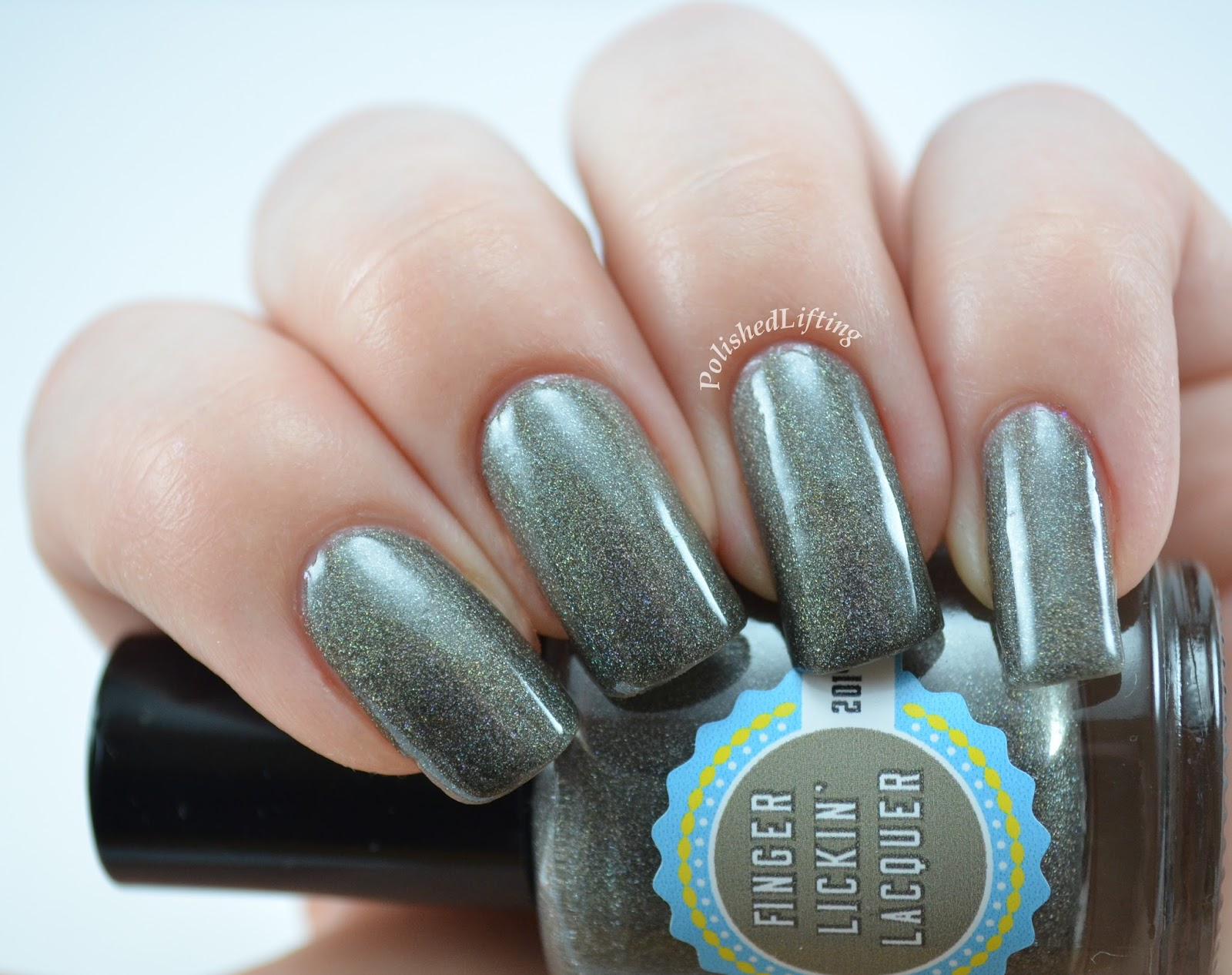 Finger Lickin' Lacquer Supernatural Oh Baby