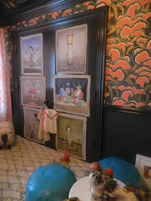 nest by tamara, nesting, interior design