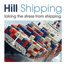 HILL SHIPPING     WWW.HILLSHIPPING.COM