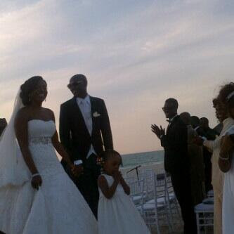 tuface idibia white wedding pictures