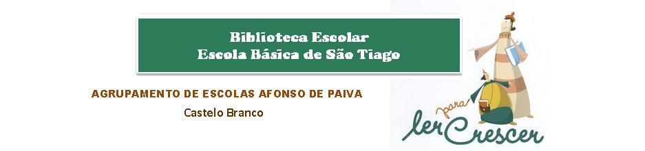 Biblioteca Escolar de São Tiago - Castelo Branco