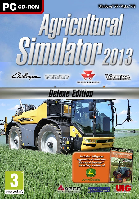 Agricultural Simulator 2013-SKIDROW (PC/ENG/2012)