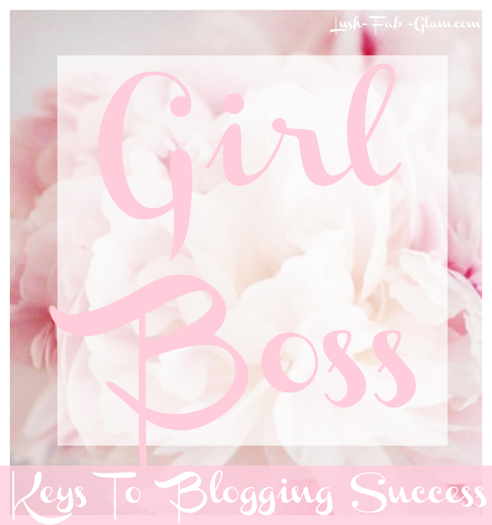 Girl Boss: How To Boost Your Blogging Income.