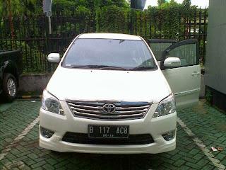 Pengiriman Inova B 117 ACO Jakarta ke Surabaya