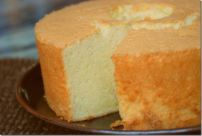 Almond Lavender Bundt Cake