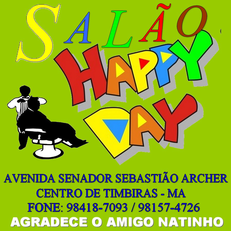 SALÃO HAPPY DAY