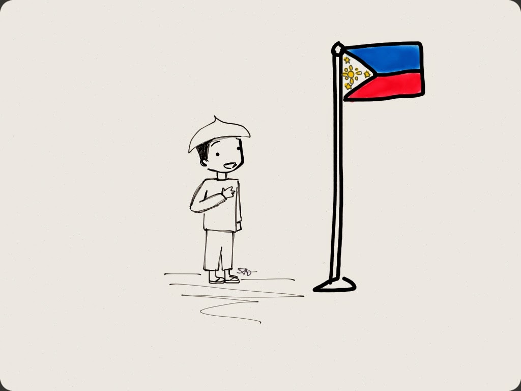 My schblog school blog 10 ways to express filipino nationalism our flag and our anthem are symbols that represent our country by respecting them we respect our country and our fellow countrymen who gave up their lives buycottarizona Images