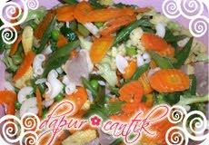 Gambar Masakan Capcay Campur Kacang Polong Dapur Cantik
