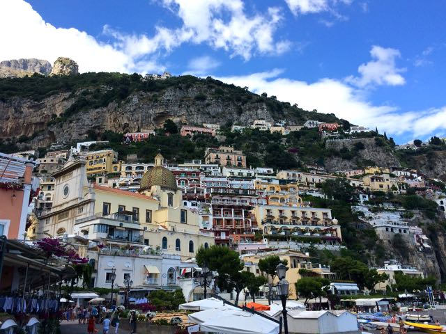 Where to find Amalfi Coast Products in Rome