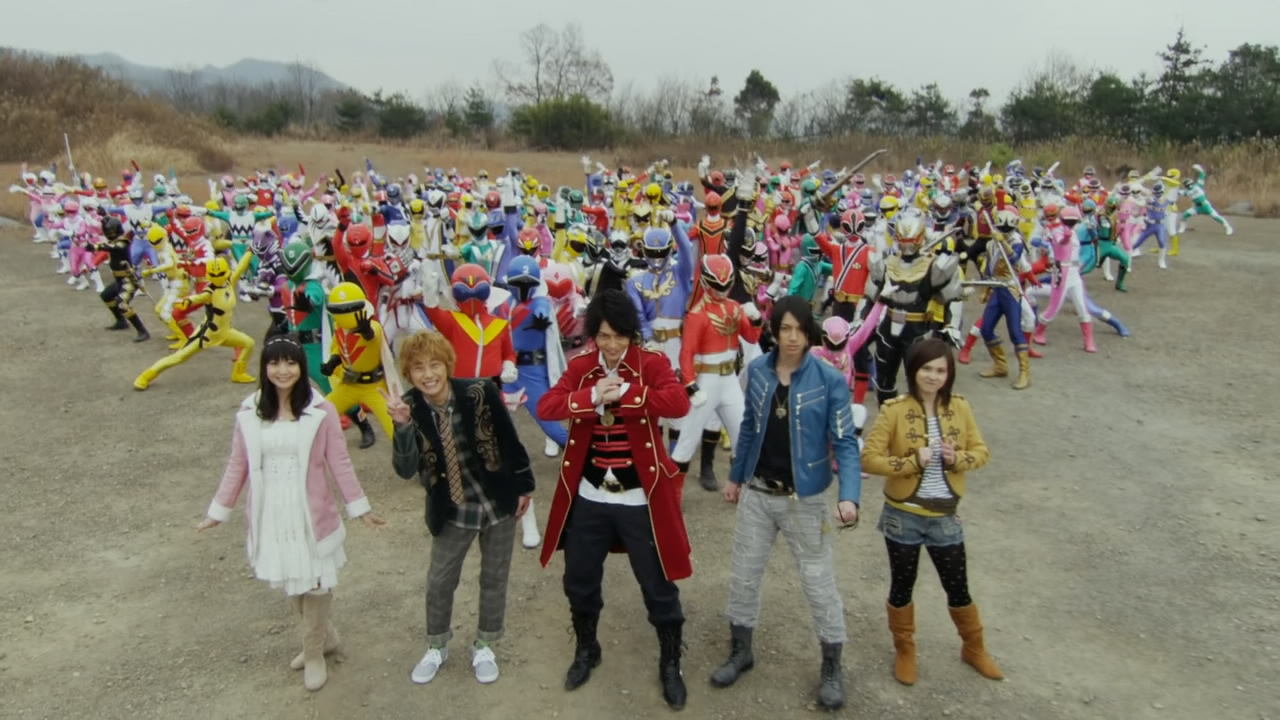 The center of anime and toku: Gokaiger - Goseiger - Super ...