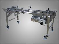 NeXtgen II Sanitary Conveyor From Arrowhead Systems Open Frame Design