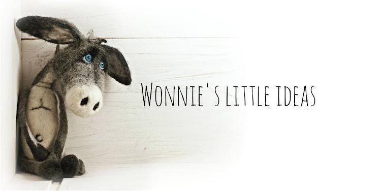 Wonnie's little ideas