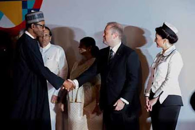 President Buhari Calls For Help In Malta For Nigeria & Other Countries Affected By Terrorism