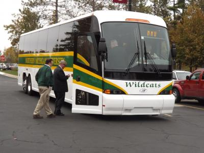 Image result for bus to NMU