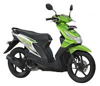 Honda BeAT CW Hijau