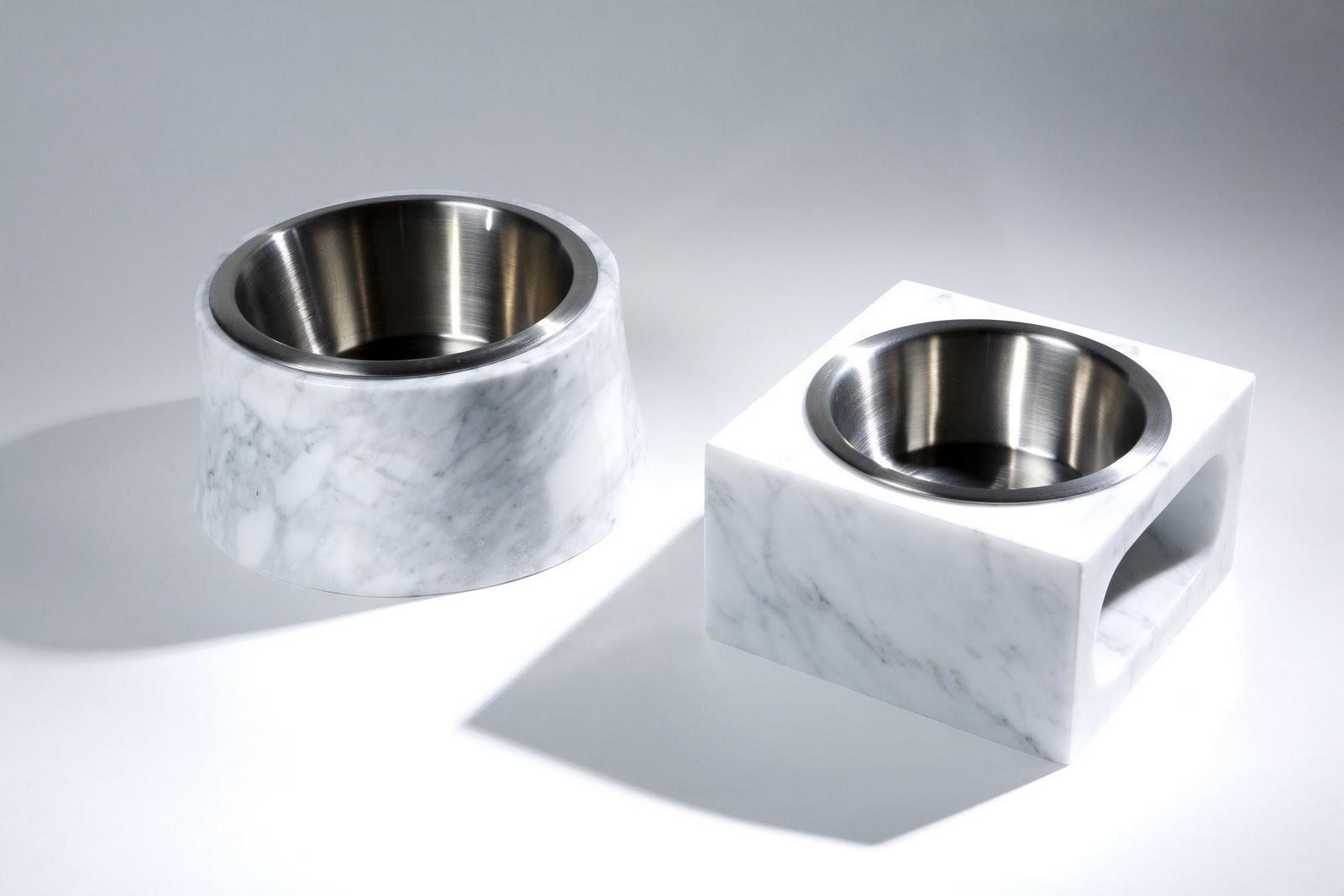modern dog bowls modern pet feeder dog bowl or cat bowl elevated  - the white dog blog friday finds five favorite dog bowls