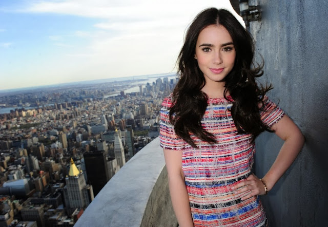 Lily Collins Wallpapers Free Download