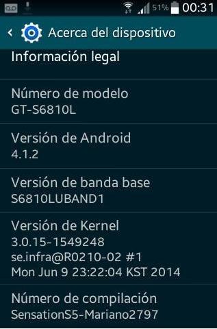 Download Rom Sensation S5 Samsung Galaxy Fame S6810 2
