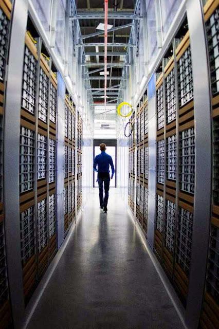 Bancos de dados na mão do governo russo