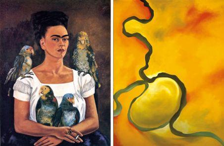 Kahlo-Okeeffe