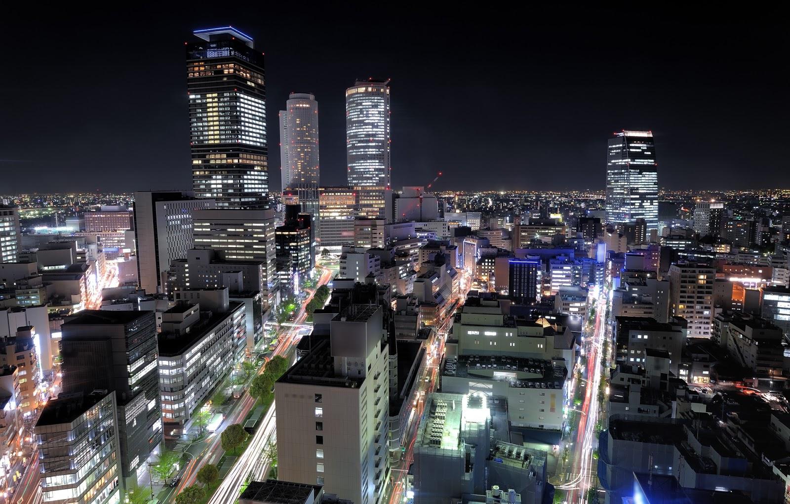 Travel & Adventures: Nagoya ( 名古屋 ). A voyage to Nagoya, Aichi Prefecture...