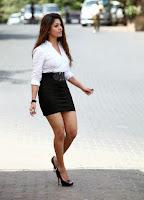 Nayantara in Really Beautiful Blkack Skirt Spicy Photos