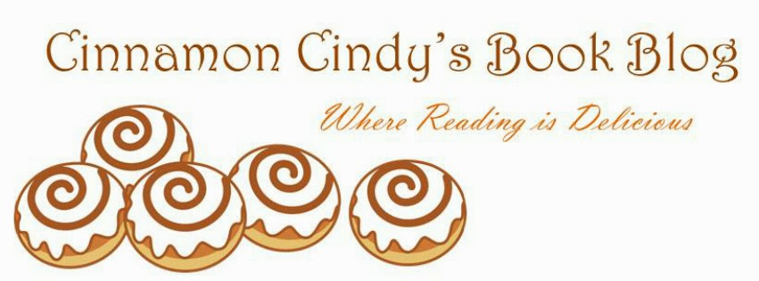 Cinnamon Cindy's Book Blog