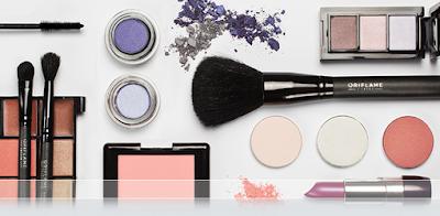 Virtual Oriflame Make up Studio
