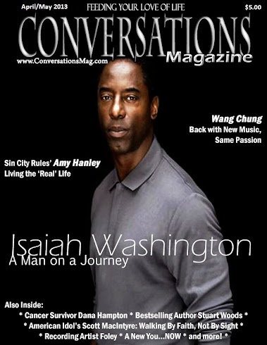 Conversations Magazine April/May Issue
