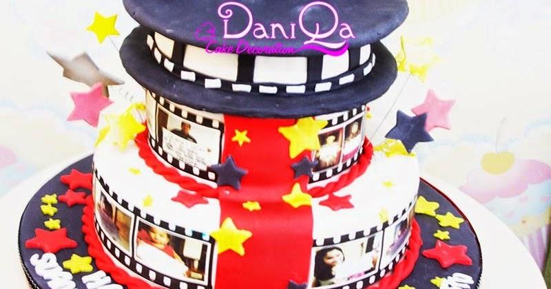 DaniQa Cake and Snack: Wendy Cagur Yks Birthday Cake