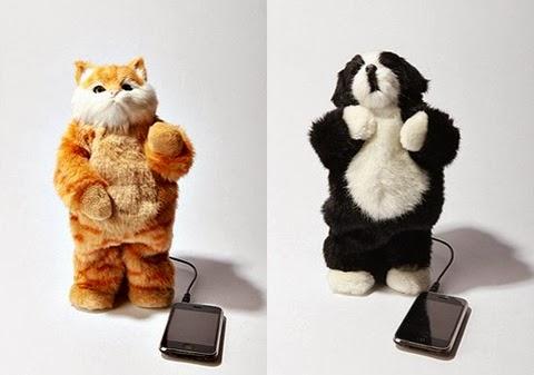 Dancing Pet Speaker