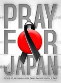 minha solidariedade ao povo japones