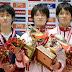 Kohei Uchimura vence Nacional Japonês
