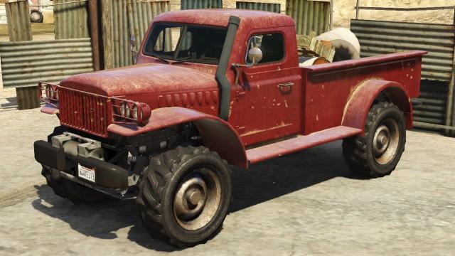 GTA 5 Trucks Bravado Duneloader