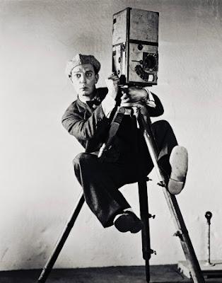 Buster Keaton Hotel Room