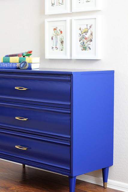 I Pulled From My Well Spring Of Furniture Inspiration On Pinterest, Where  Iu0027m LOVING A Nice, Strong Cobalt, Either Clean Edgey And Modern, Or  Distressed.