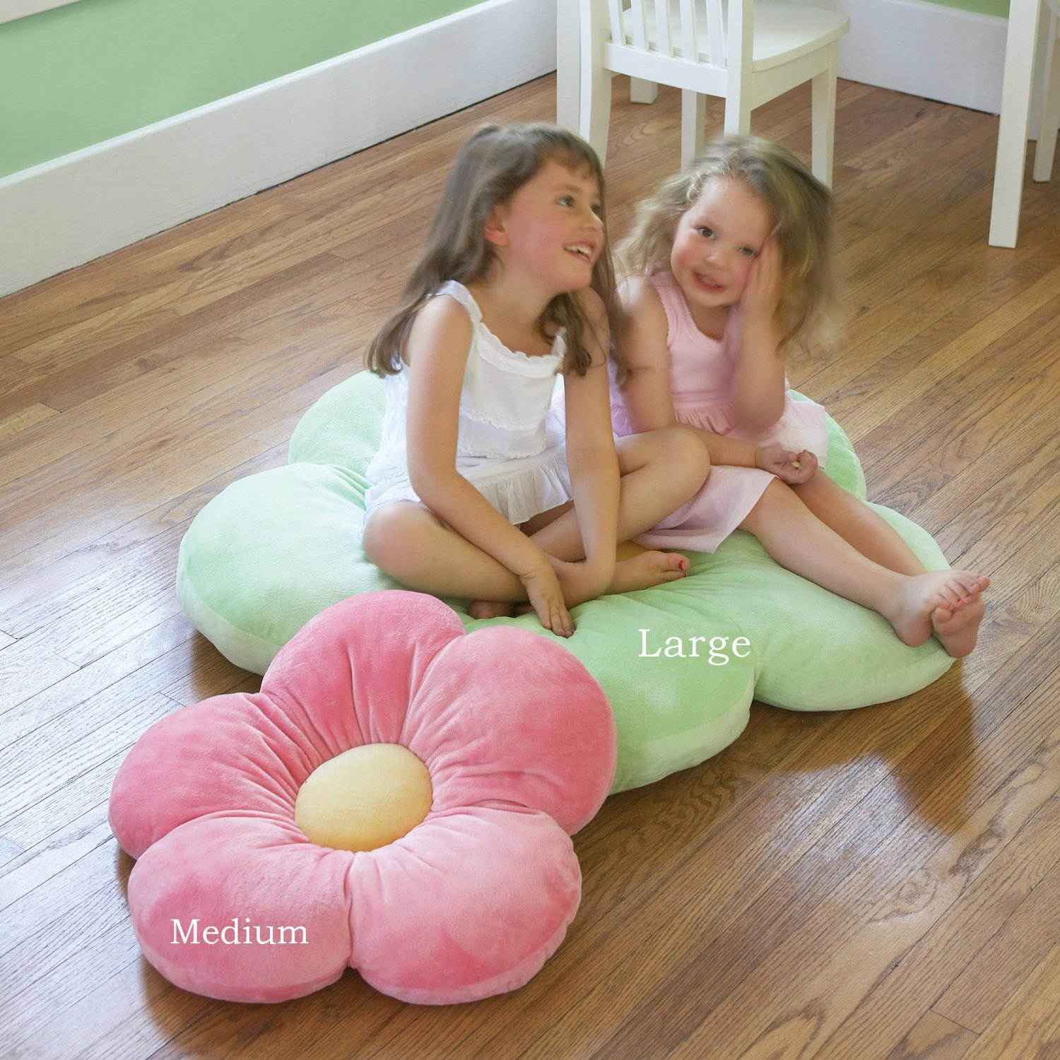 35 Quot Large Pink Daisy Flower Pillow Baby Lounger Girls
