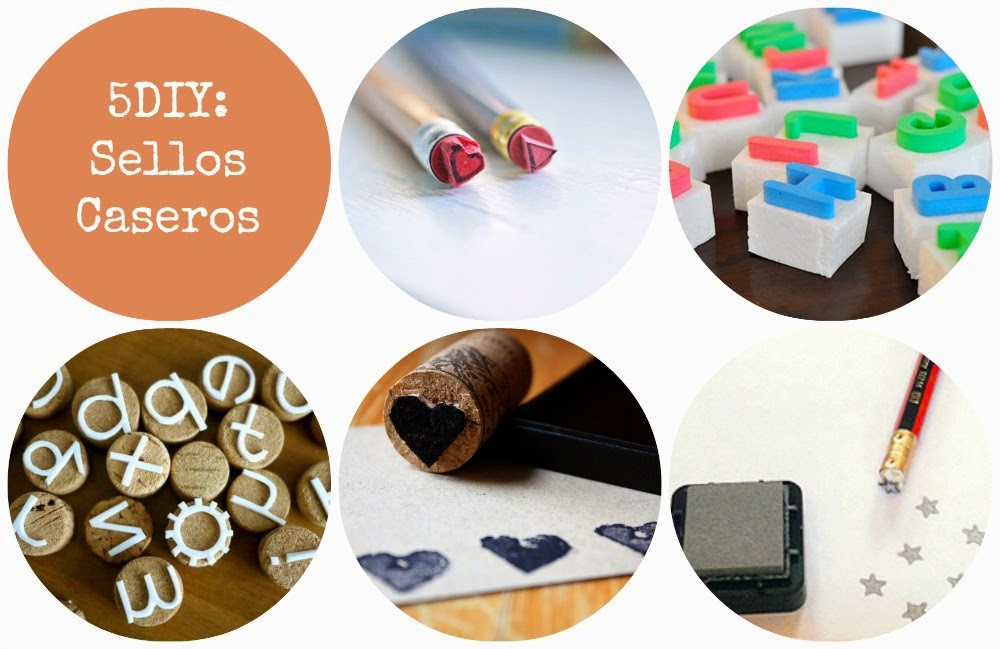 Crear Sellos DIY