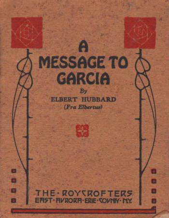the book a message to garcia