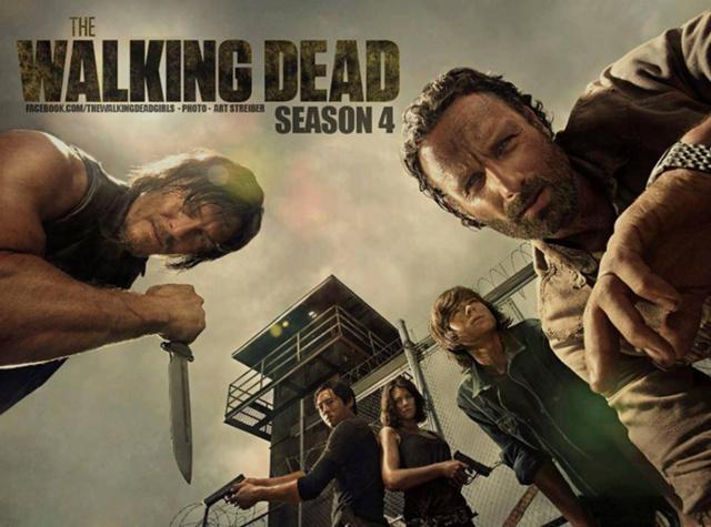 Xác Sống Phần 4 2013 - The Walking Dead Season 4