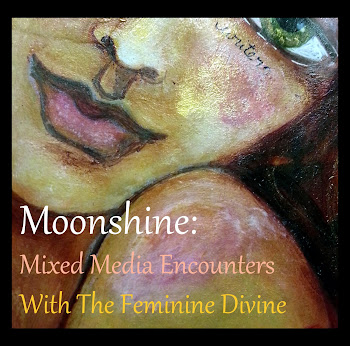 Moonshine - Mixed Media Encounters