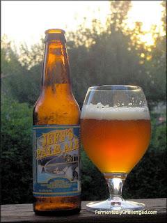 Crabtree Jeffs Pale Ale