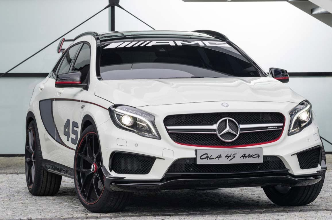 2014 mercedes gla 45 amg specs features techgangs. Black Bedroom Furniture Sets. Home Design Ideas