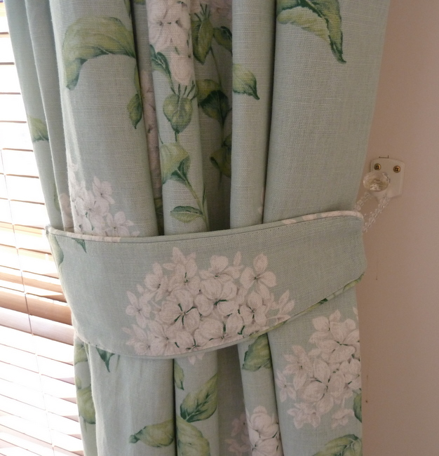 Curtains Ideas curtain hook tie backs : Stylish Settings: Tackling the Little Jobs