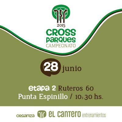 Cross Parques Punta Espinillo de El Cantero (28/jun/2015)