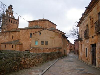 Ayllón, Segovia, Castilla y León, arte románico