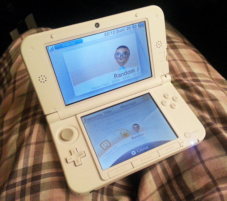 Random J's Nintendo 3DS | randomjblog.com