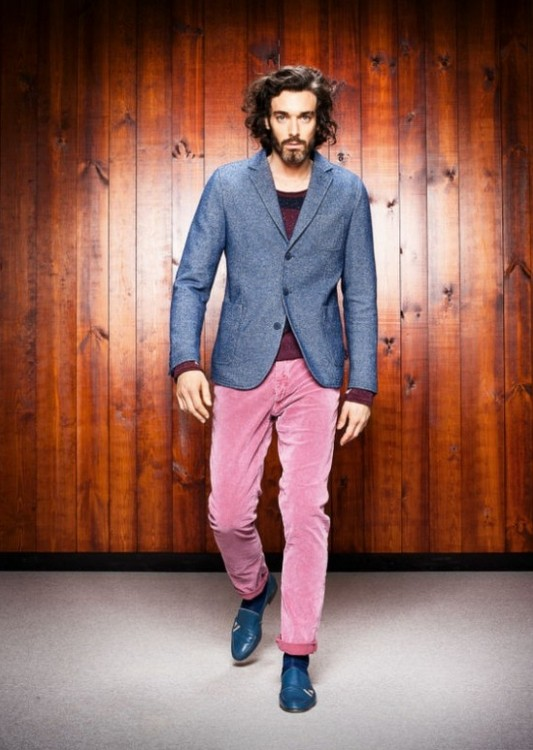Preppy Style Men's Fashion