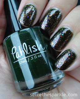 Pahlish Stopped Watch & Autumn People