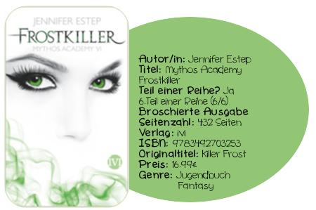 http://www.amazon.de/Frostkiller-Mythos-Academy-Jennifer-Estep/dp/3492703259/ref=sr_1_1?ie=UTF8&qid=1416506803&sr=8-1&keywords=Frostkiller